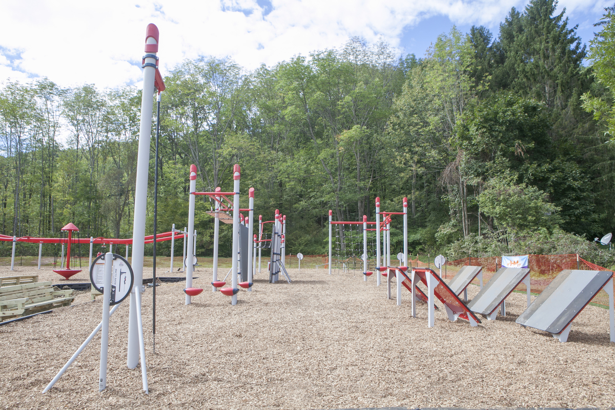 salamanca adventure course 2
