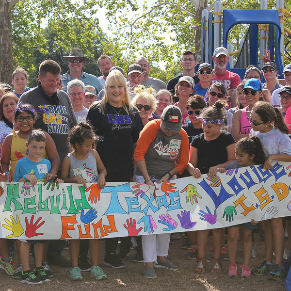 Rebuild Texas Fund and KABOOM! playspaces 12