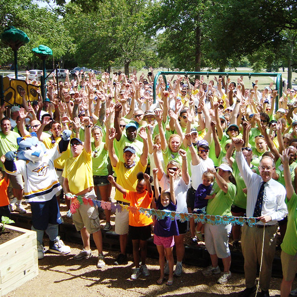 The CarMax Foundation and KABOOM! playspaces 1