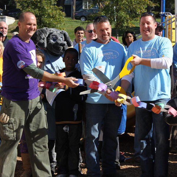 The CarMax Foundation and KABOOM! playspaces 2