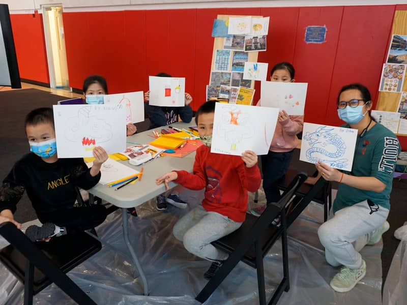 Preserving Chinatown's Culture through Playful Learning