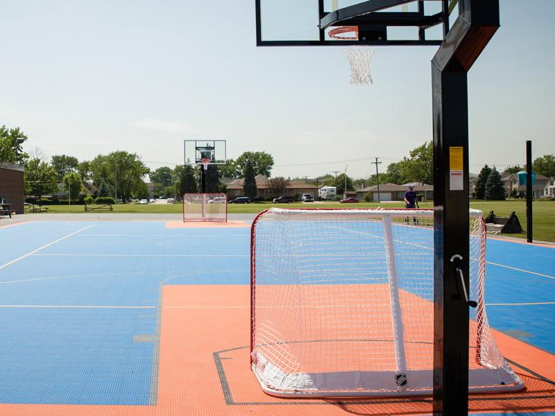 Multi-Sport Courts